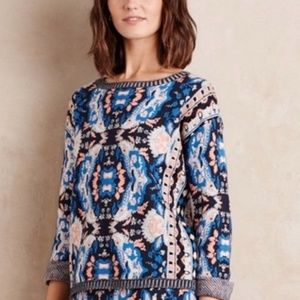 Anthropologie MOTH Antica Sweater